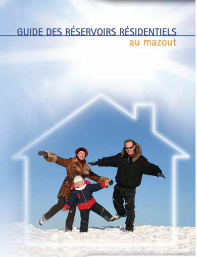 Guide des réservoirs résidentiels au mazout